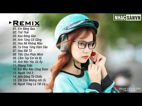 Thế Thái Remix ???? Kẹo Bông Gòn Remix ???? Em Băng Qua Remix ???? EDM WRC Remix Gây Nghiện