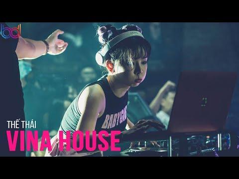 Thế Thái Remix ???? NONSTOP Vinahouse, Em Băng Qua, kẹo Bông Gòn Remix, Nhạc Trẻ Remix, nhạc trẻ 202